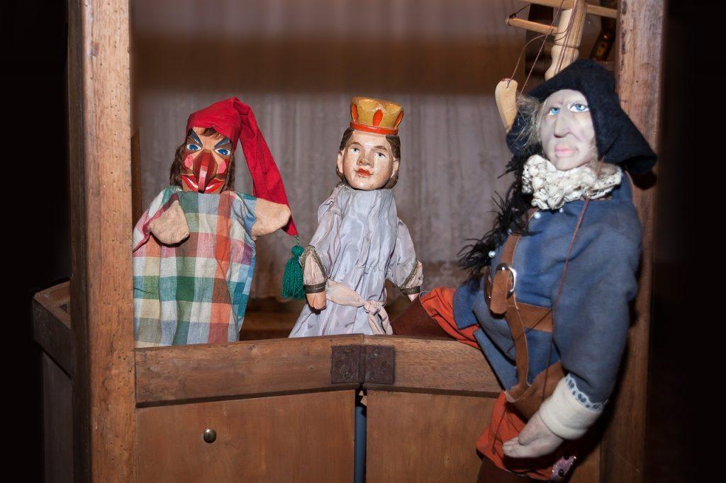 Театр кукол на Бажова проводит кастинг артистов